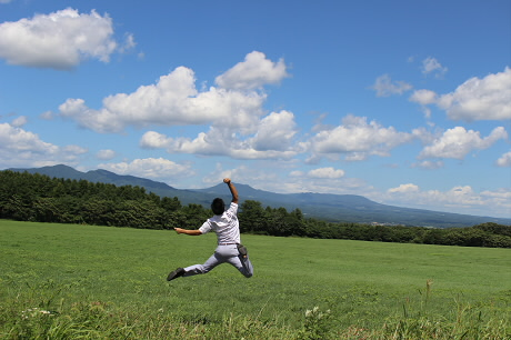 ジャンプ!(2013.8.28)