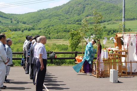 七時雨山開き07(2013.6.2)