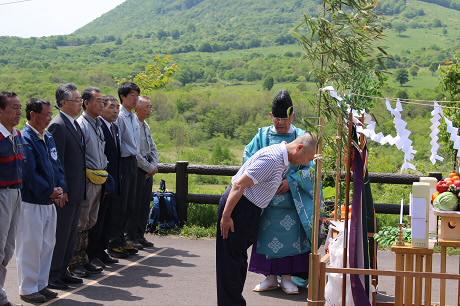 七時雨山開き11(2013.6.2)