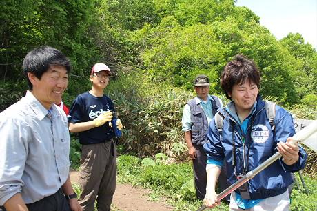 七時雨山開き28(2013.6.2)