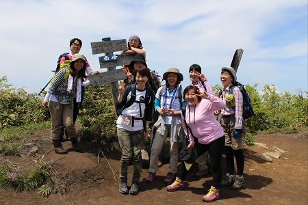 七時雨山開き80(2013.6.2)