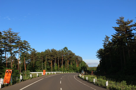 岩手山パノラマライン13(2013.6.13)