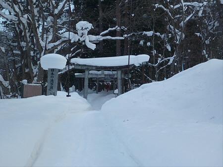 不動の滝へ!10(2013.1.30)