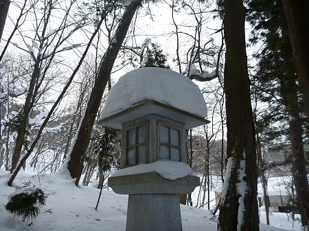 不動の滝へ!15(2013.1.30)