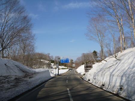 雪の回廊秋田16(2013.4.29)