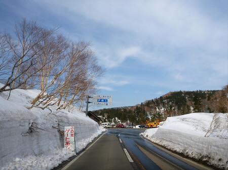 雪の回廊秋田24(2013.4.29)