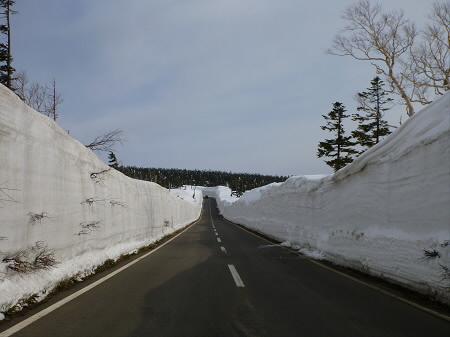 雪の回廊秋田26(2013.4.29)