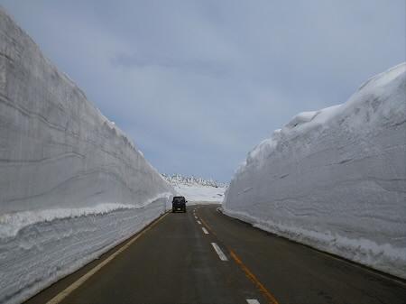 雪の回廊秋田29(2013.4.29)