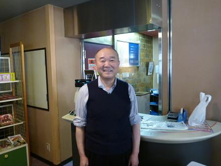 新安比温泉静流閣 春の温泉まつり16(2013.4.17)
