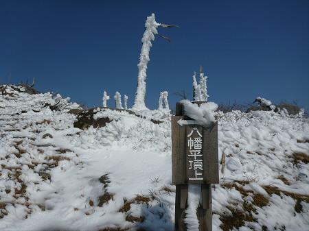 八幡平山頂付近30(2013.4.29)