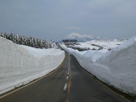 雪の回廊秋田21(2013.4.29)