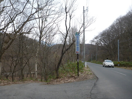 松川渓谷玄武岩01(2013.4.29)