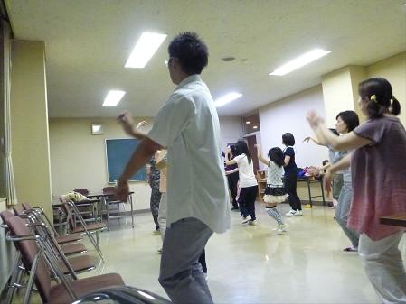 さくらさんさ練習11(2013.6.5)