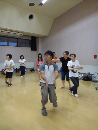 さくらさんさ練習06(2013.6.12)