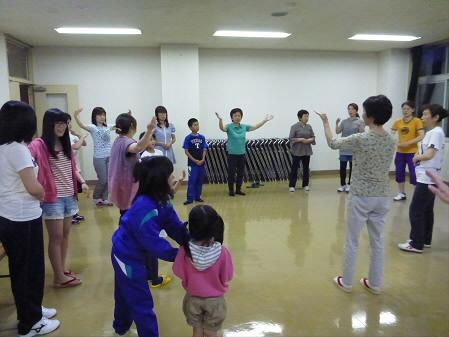 さくらさんさ練習08(2013.6.12)