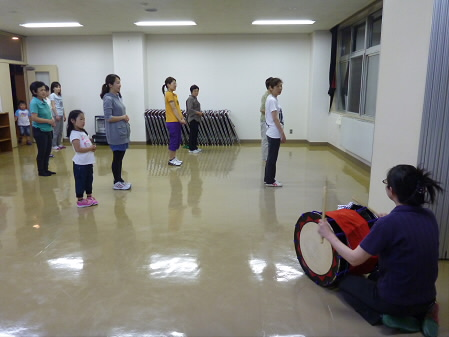 さくらさんさ練習09(2013.6.12)