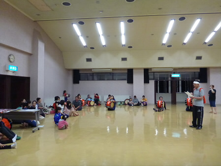 さくらさんさ練習11(2013.6.12)