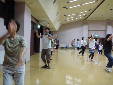 さくらさんさ練習12(2013.6.12)