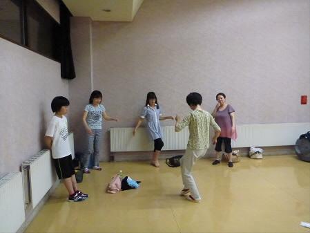 さくらさんさ練習13(2013.6.12)