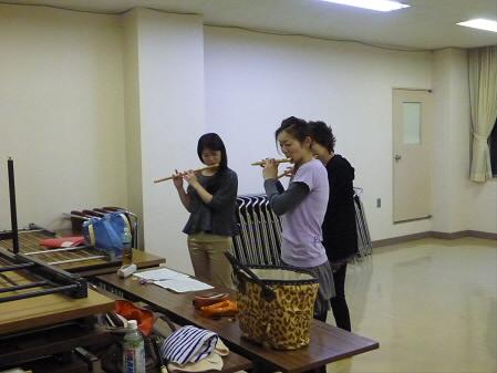 さくらさんさ練習04(2013.6.19)