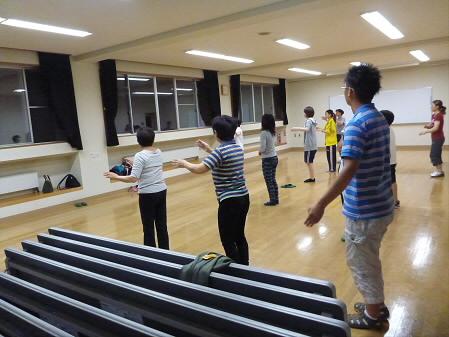 さくらさんさ練習05(2013.6.19)