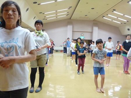 さくらさんさ練習07(2013.6.19)