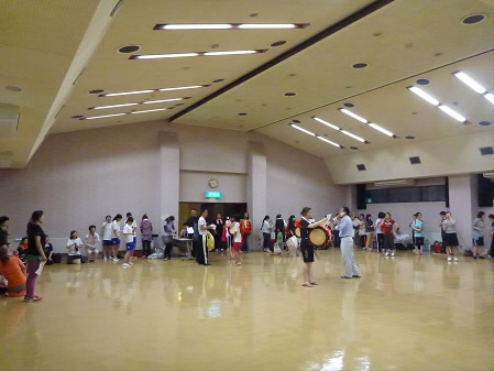 さくらさんさ練習09(2013.6.19)