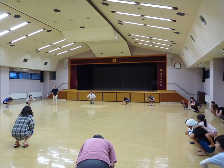 さくらさんさ練習02(2013.6.26)