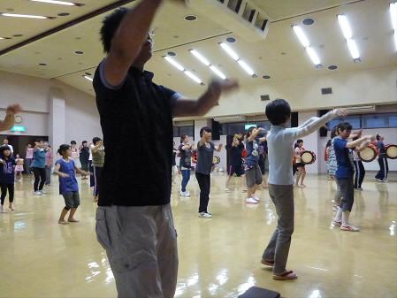 さくらさんさ練習06(2013.6.26)