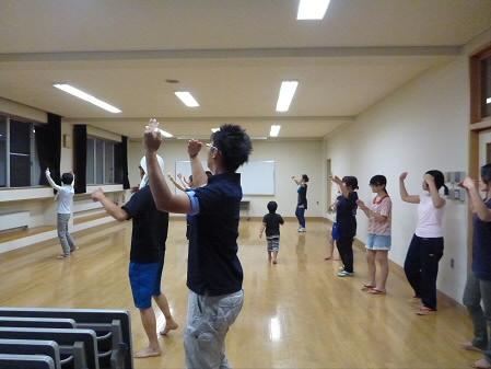 さくらさんさ練習09(2013.6.26)