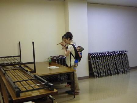 さくらさんさ練習10(2013.6.26)