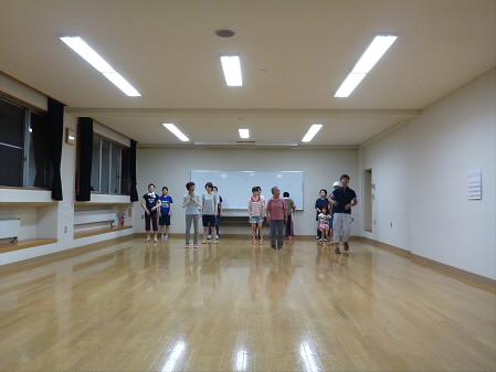 さくらさんさ練習13(2013.6.26)