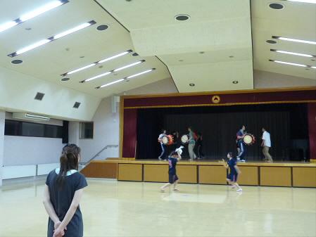 さくらさんさ練習15(2013.6.26)