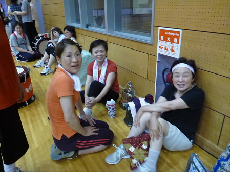 さくらさんさ練習13(2013.7.10)