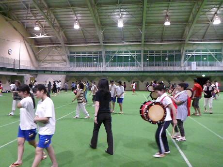 さくらさんさの練習14(2013.7.24)