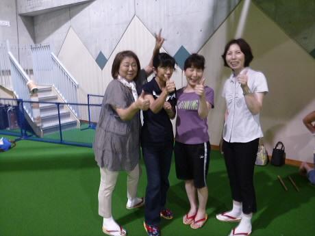 さくらさんさの練習05(2013.7.30)