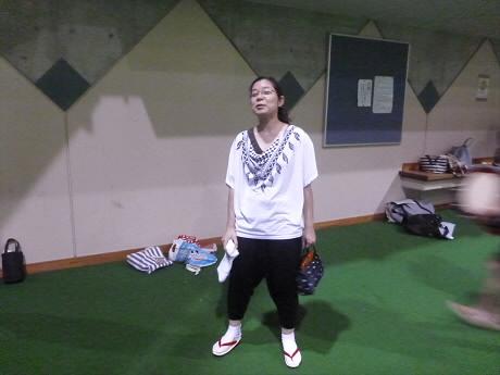 さくらさんさの練習06(2013.7.30)