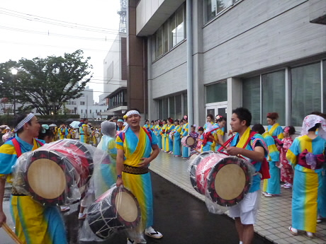 さくらさんさパレード09(2013.8.1)