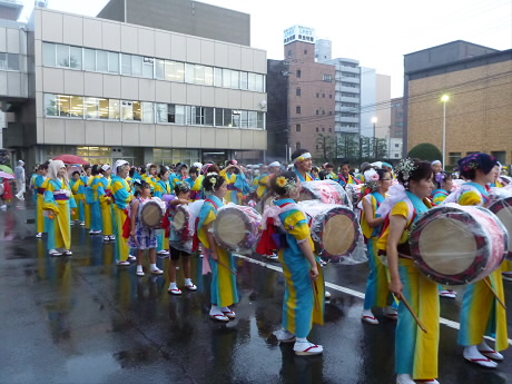 さくらさんさパレード16(2013.8.1)