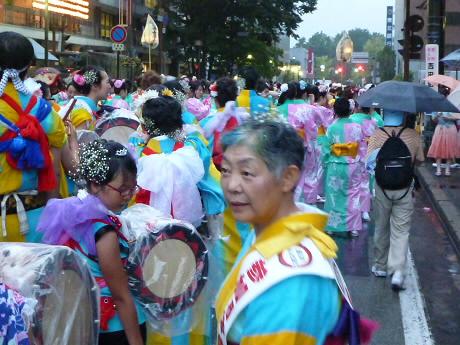 さくらさんさパレード23(2013.8.1)