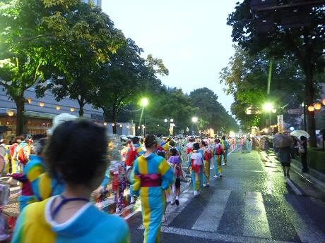 さくらさんさパレード26(2013.8.1)