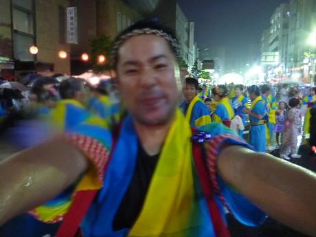 さくらさんさパレード28(2013.8.1)