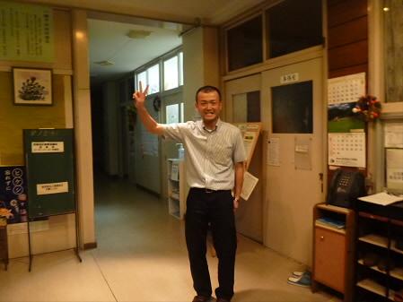 なにゃとやら太鼓練習06(2013.8.8)