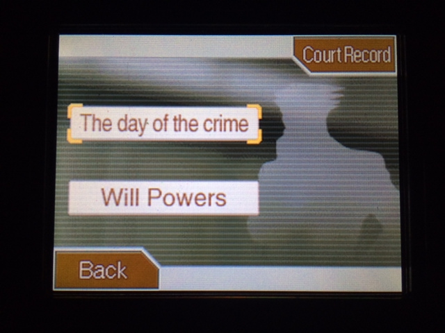 逆転裁判 北米版 ペニー2