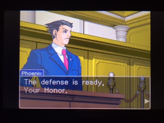 逆転裁判 北米版 パワーズ法廷1-4