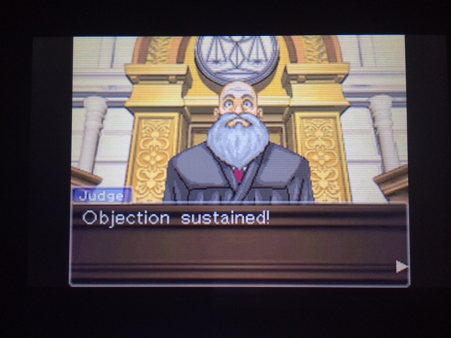 逆転裁判 北米版 オールドバグ証言18