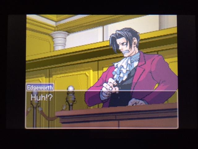 逆転裁判 北米版 オールドバグ証言59