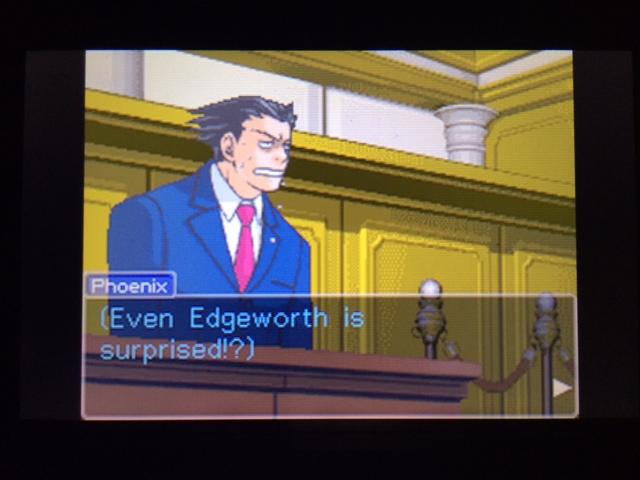 逆転裁判 北米版 オールドバグ証言60