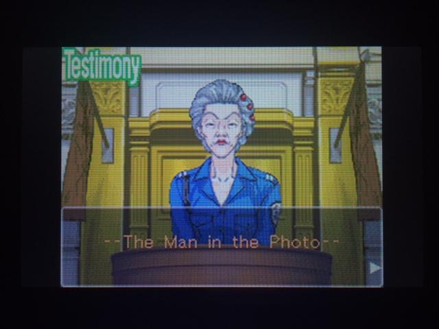 逆転裁判 北米版 オールドバグ証言69