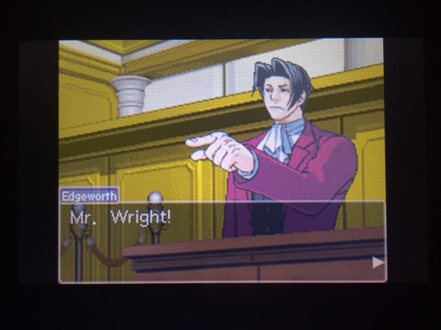 逆転裁判 北米版 オールドバグ証言86